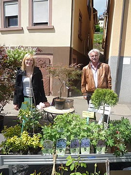 Frühjahrsmarkt in Kirchzell
